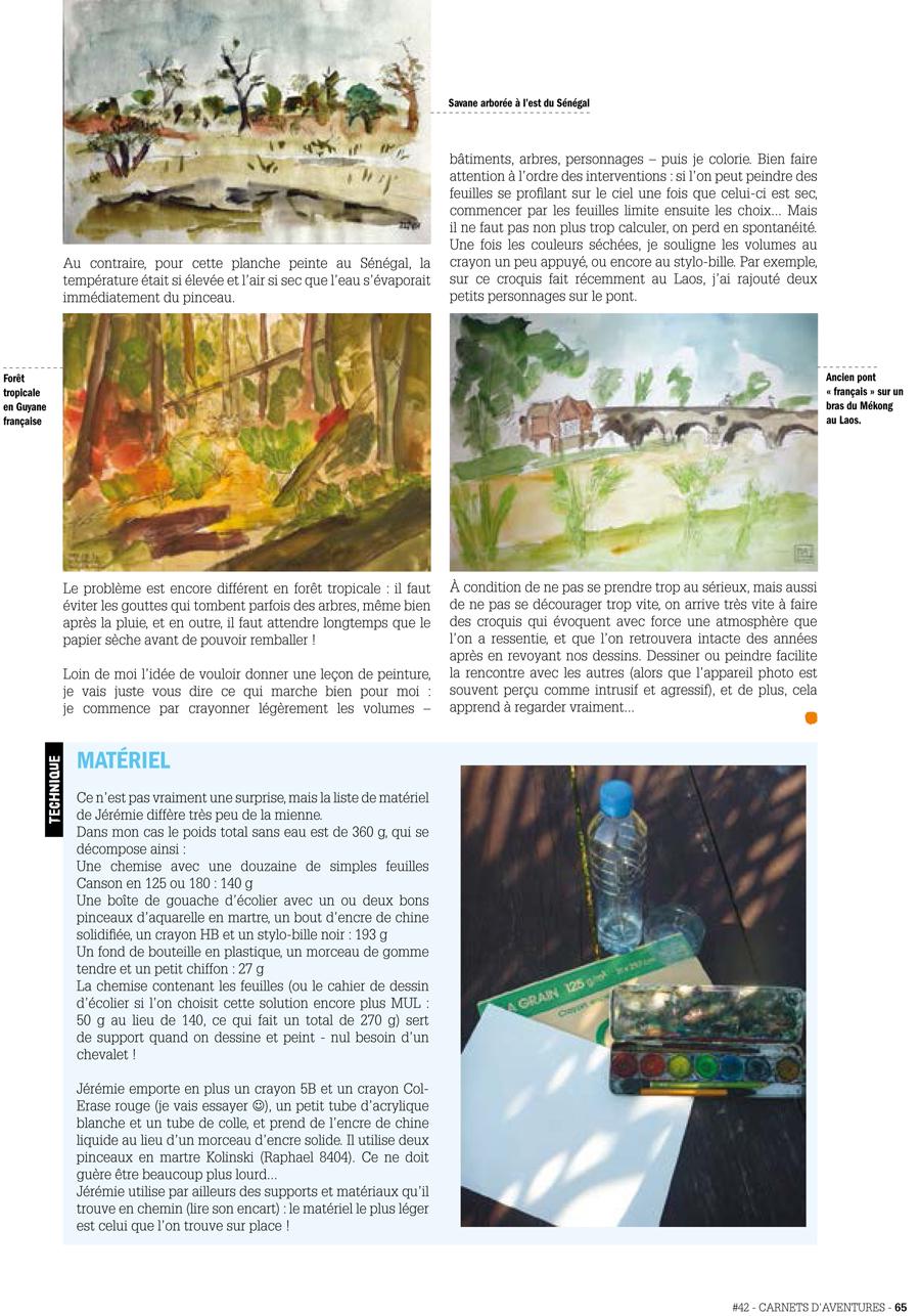 Article Carnet d'aventure - Dessin-2